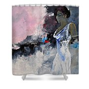Young Girl 772130 Shower Curtain