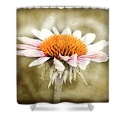 Young Petals Shower Curtain