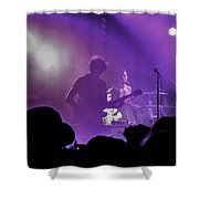Young The Giant At Stubbs. Shower Curtain