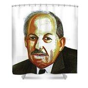 Ype Schaaf Shower Curtain