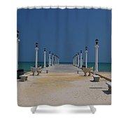 Yukatan Dream Shower Curtain