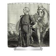 Zachary Taylor Shower Curtain