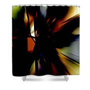 Zion Vii Shower Curtain