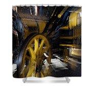 Zoom Rail Shower Curtain