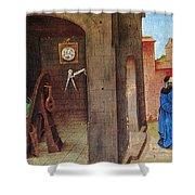 Zoroaster (c628-c551 B.c.) Shower Curtain