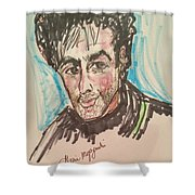 David Copperfield Shower Curtain