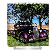 1939 Chevy Coupe Shower Curtain