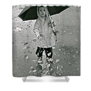 ... Another Rainy Day  Shower Curtain