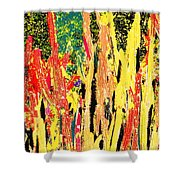 Bridgestone Cacti Shower Curtain
