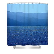 Catalina Island, #2 - Seascape, 1978 Shower Curtain