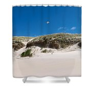 Dunes Of Danmark 2 Shower Curtain