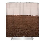Dunes Of Danmark 3 Shower Curtain