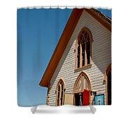 Episcopal Church  Shower Curtain