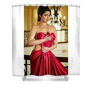 Garcinia Lean Xtreme Shower Curtain
