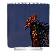 Holiday World 3 Shower Curtain