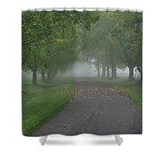 Knox Fog 6038 Shower Curtain