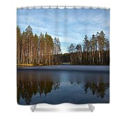 Liesilampi 5 Shower Curtain