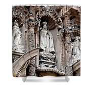 Lima Peru Church II Shower Curtain