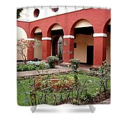 Lima Peru Garden Shower Curtain