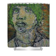 Lose Yourself Shower Curtain