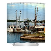 Matlacha Florida Shower Curtain