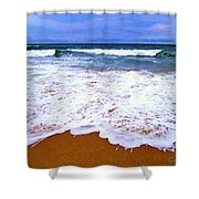 Montauk 1 Shower Curtain