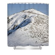 Mount Lafayette - White Mountains New Hampshire Shower Curtain