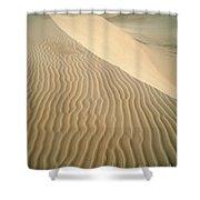 Pismo Dunes Shower Curtain