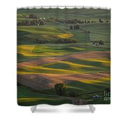 Steptoe Butte 10 Shower Curtain