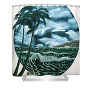 Treasures Of The Sea Shower Curtain