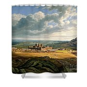 View Of The Escorial Shower Curtain