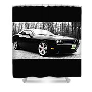 0-60in4 Shower Curtain