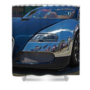 0 To 60 In 2 Shower Curtain