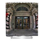 01 Market Arcade Dec2015 Shower Curtain