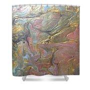01112017c50 Shower Curtain by Sonya Wilson