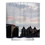 01142017111 Shower Curtain