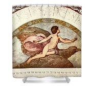 Ganymede, C1901 Shower Curtain by Granger