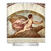 Ganymede, C1901 - To License For Professional Use Visit Granger.com Shower Curtain