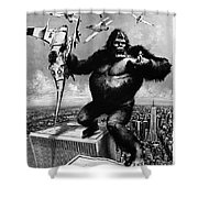 King Kong, 1976 Shower Curtain
