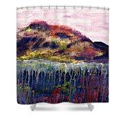 01252 Big Island Shower Curtain