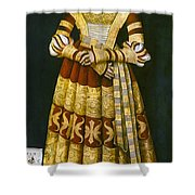 Katharina Von Mecklenburg Shower Curtain