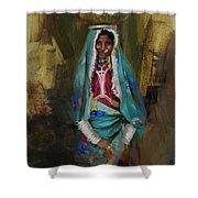 030 Sindh Shower Curtain