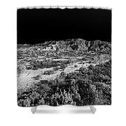 030715 Palo Duro Canyon 039 Shower Curtain