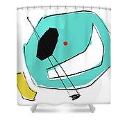 040213ba Shower Curtain