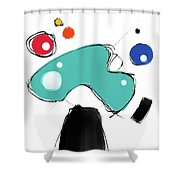 040310ca Shower Curtain