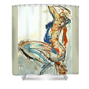 04958 Suddenly Shower Curtain