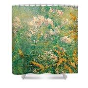 Meadow Flowers Shower Curtain