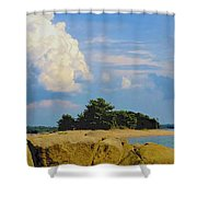 05222012100 Shower Curtain