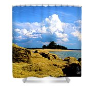 05222012101 Shower Curtain
