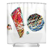 070305ba Shower Curtain